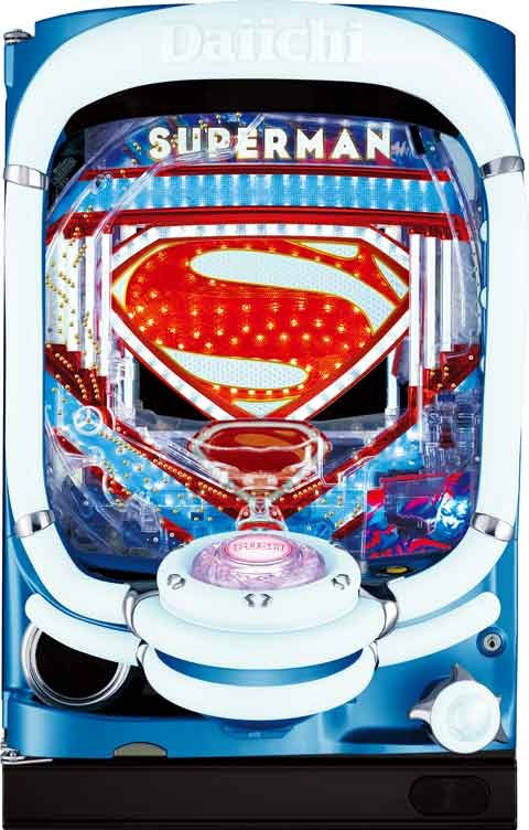 CRスーパーマン~Limit・Break~KG-T筐体