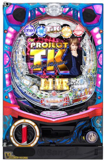 CRプロジェクトTK-PP2-Y筐体