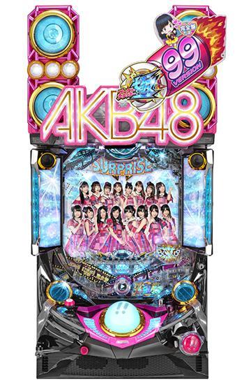 PぱちんこAKB48-3A10筐体