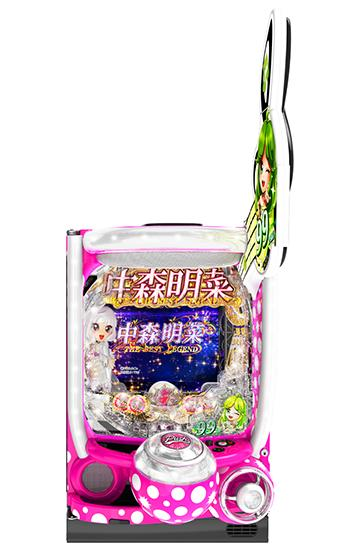 P中森明菜・歌姫伝説4KD-TJ筐体