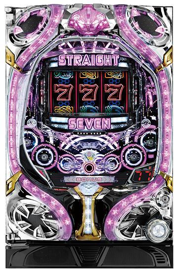 P STRAIGHT SEVEN DX-H